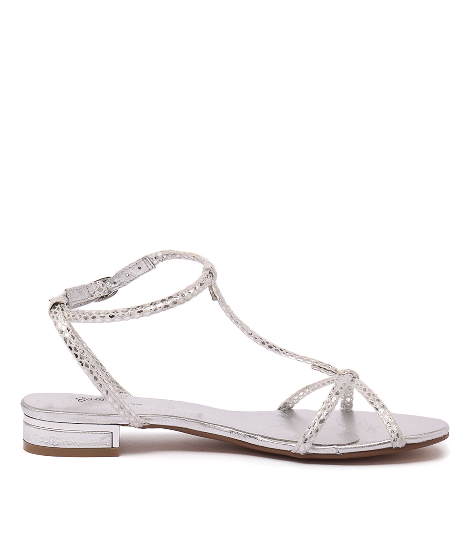Silver Flat Womens Shoes Australia
