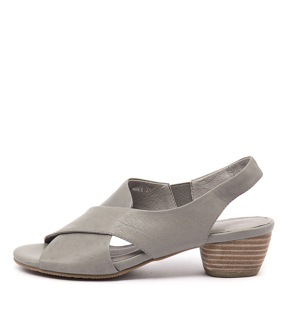 Gamins Nanca Grey Sandals