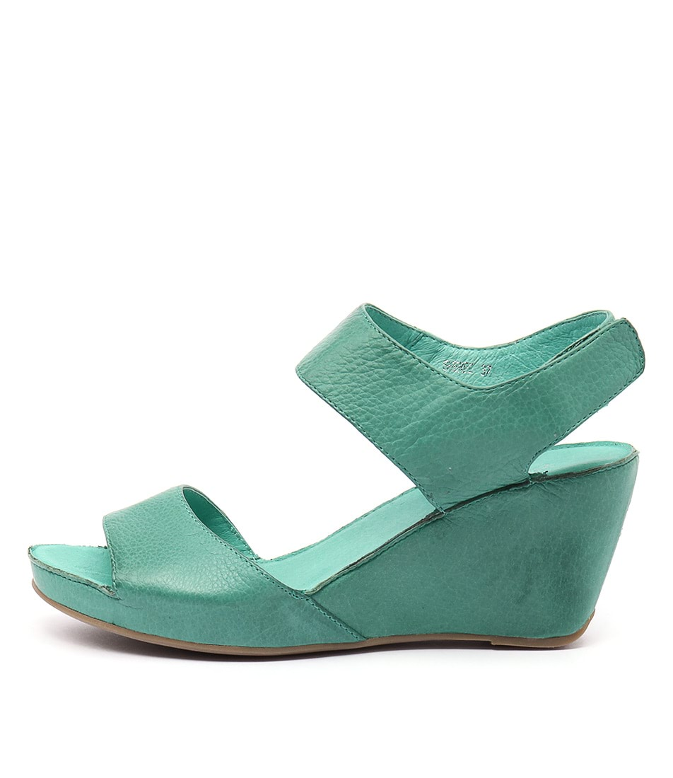 Gamins Sheree Green Shoes