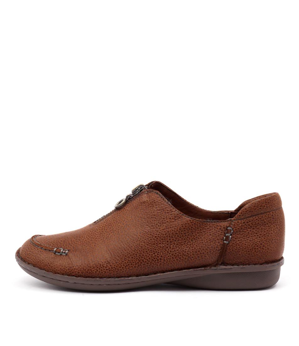 Gamins Sida Tan Shoes