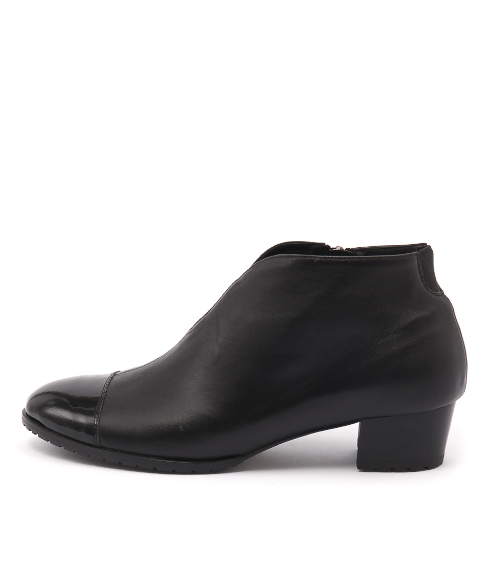 Gamins Tankel Black Black Dress Ankle Boots