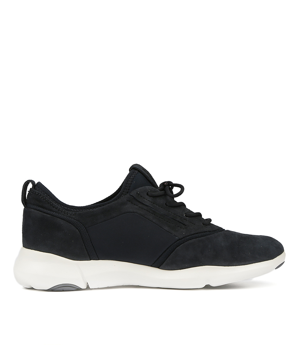 New-Geox-D-Nebula-S-A-Womens-Shoes-Casual-Sneakers-Casual thumbnail 4