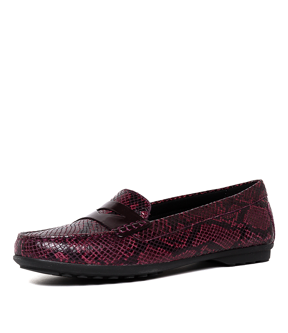 New Geox D D D Elidia 6 A Womens shoes Comfort shoes Flat 6613a7