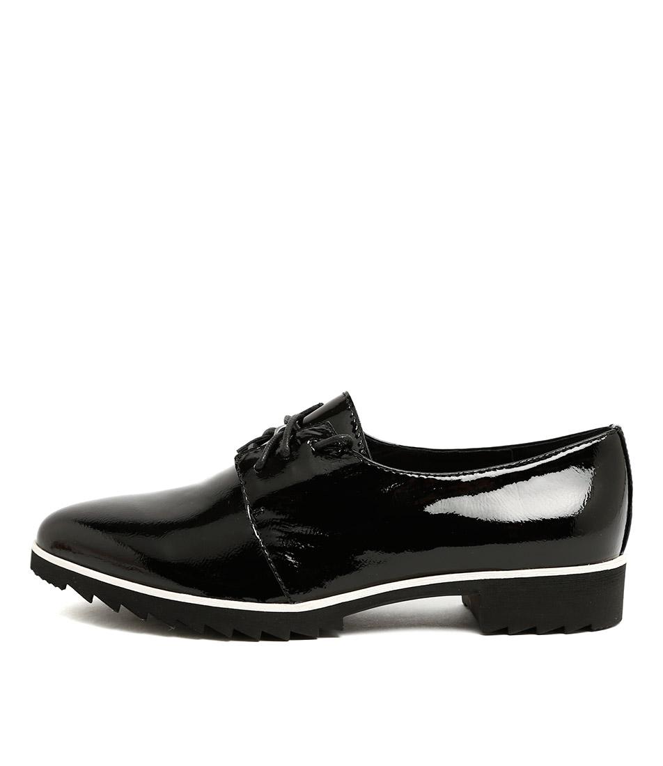 Gamins Barnes Black Flats