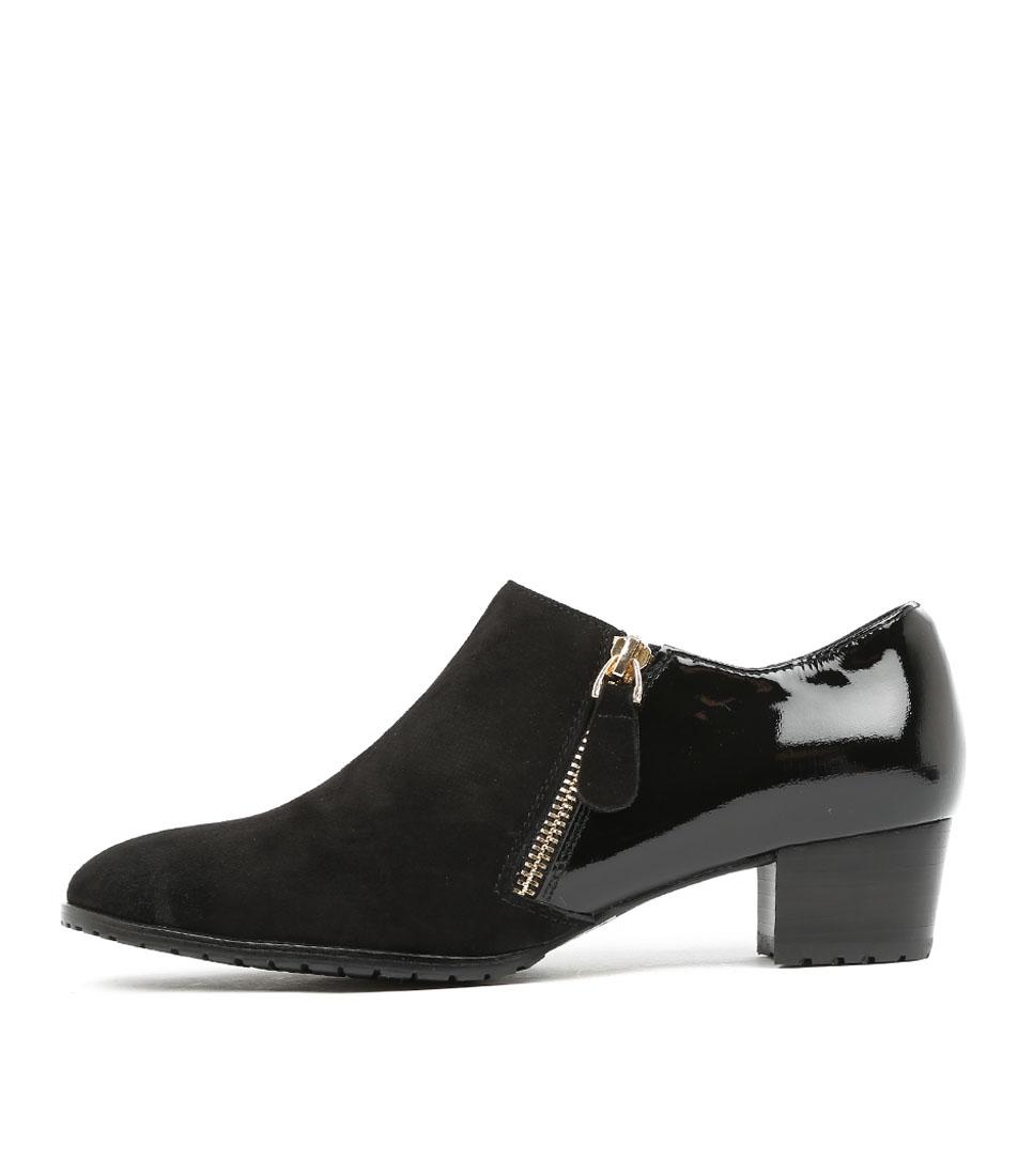 buy Gamins Tames Black Heeled Shoes shop Gamins High Heels online