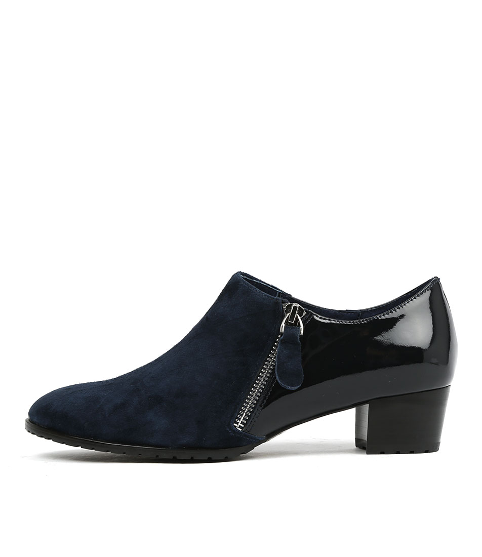 Photo of Gamins Tames Navy Navy High Heels womens shoes