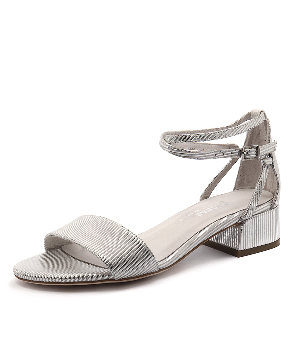 New Shoes Gamins Kaftan Womens Shoes New Casual Sandals Heeled cba3fa