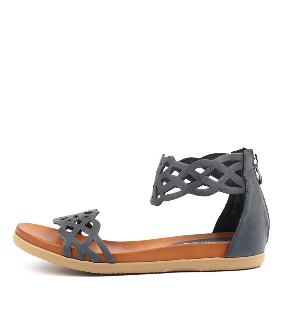 buy Gamins Vitrik Navy Sandals shop Gamins Sandals online
