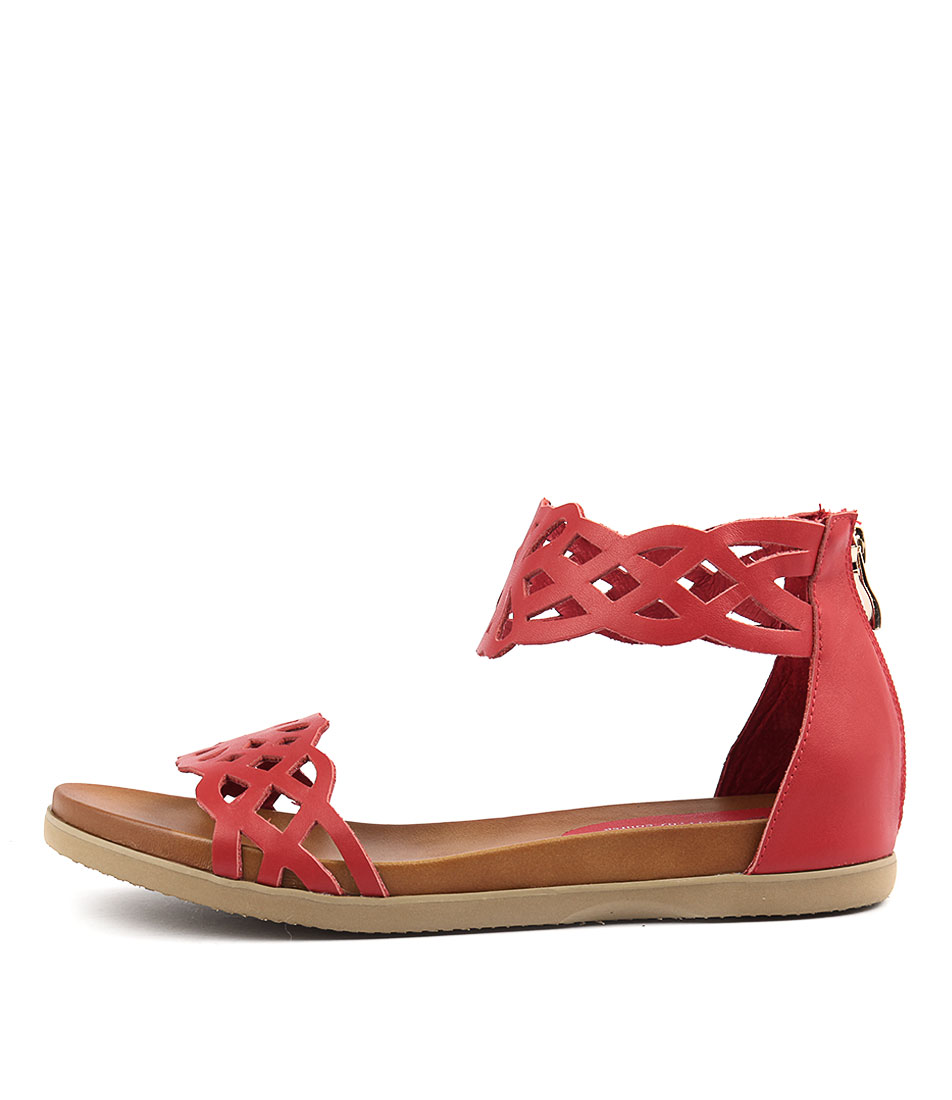 Gamins Vitrik Red Sandals