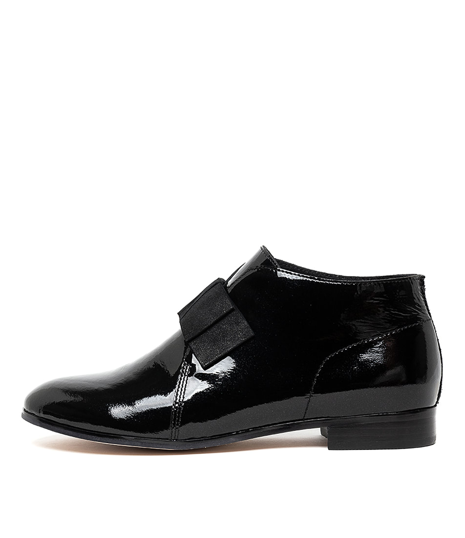 Buy Gamins Jeffie Black Ankle Boots online with free shipping