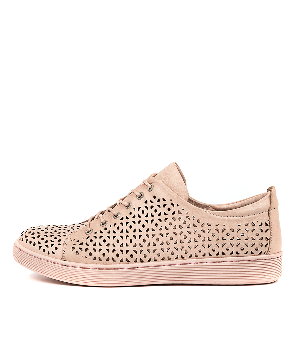 Buy Gamins Dandee Gm Pale Pink Sneakers online with free shipping