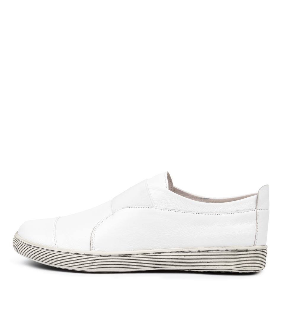 Buy Gamins Derek Gm White Sneakers online with free shipping