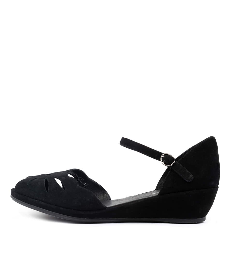 Buy Gamins Jarney Gm Black High Heels online with free shipping