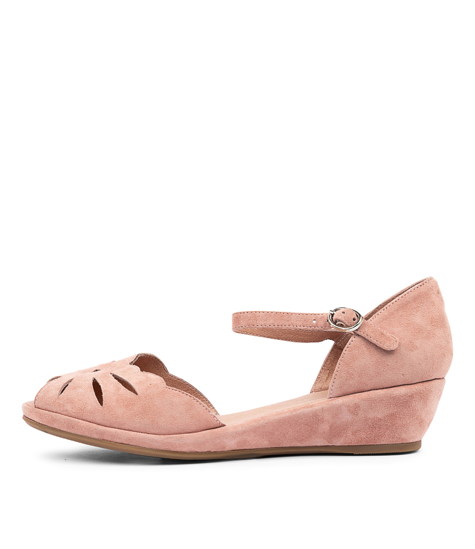 Buy Gamins Jarney Gm Pale Pink High Heels online with free shipping