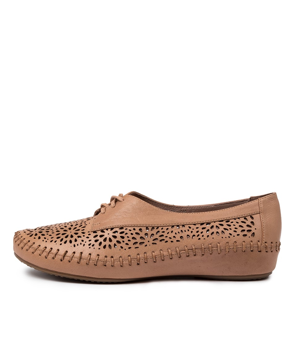 Buy Gamins Rice Gm Latte Flats online with free shipping