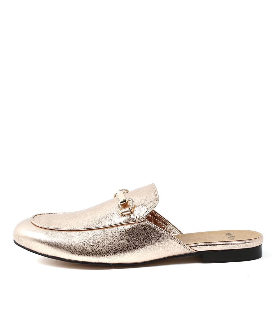 Photo of Mollini Googi Rose Gold Flats womens shoes