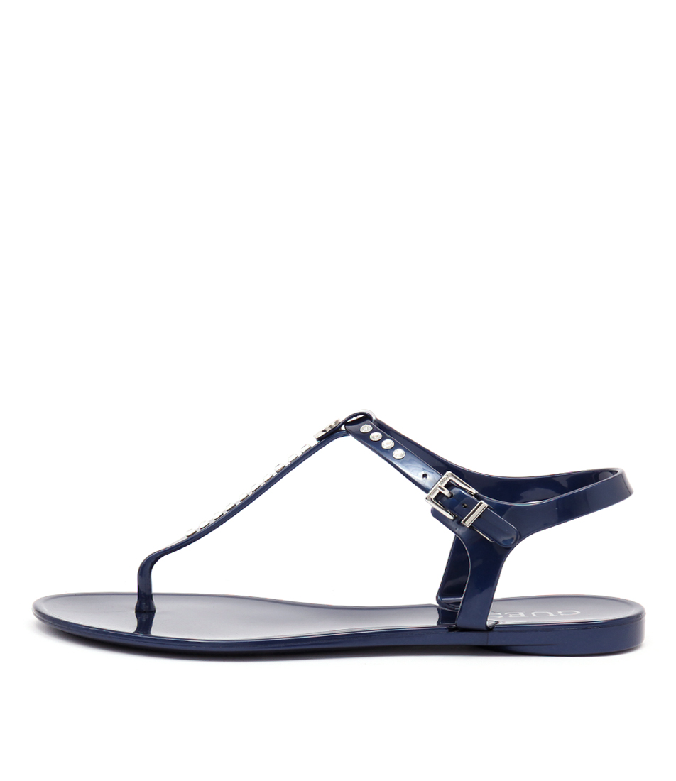 Guess Jasera Dark Cobalt Sandals