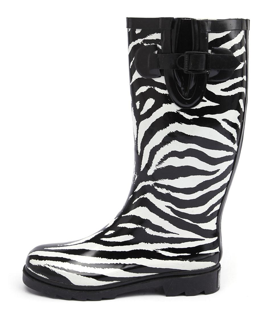 Gumboots Zebra Zebra Comfort Calf Boots