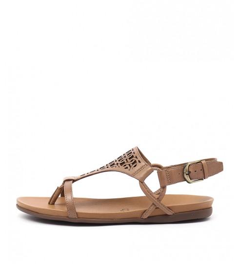 Gino Ventori Nifty Tan Sandals