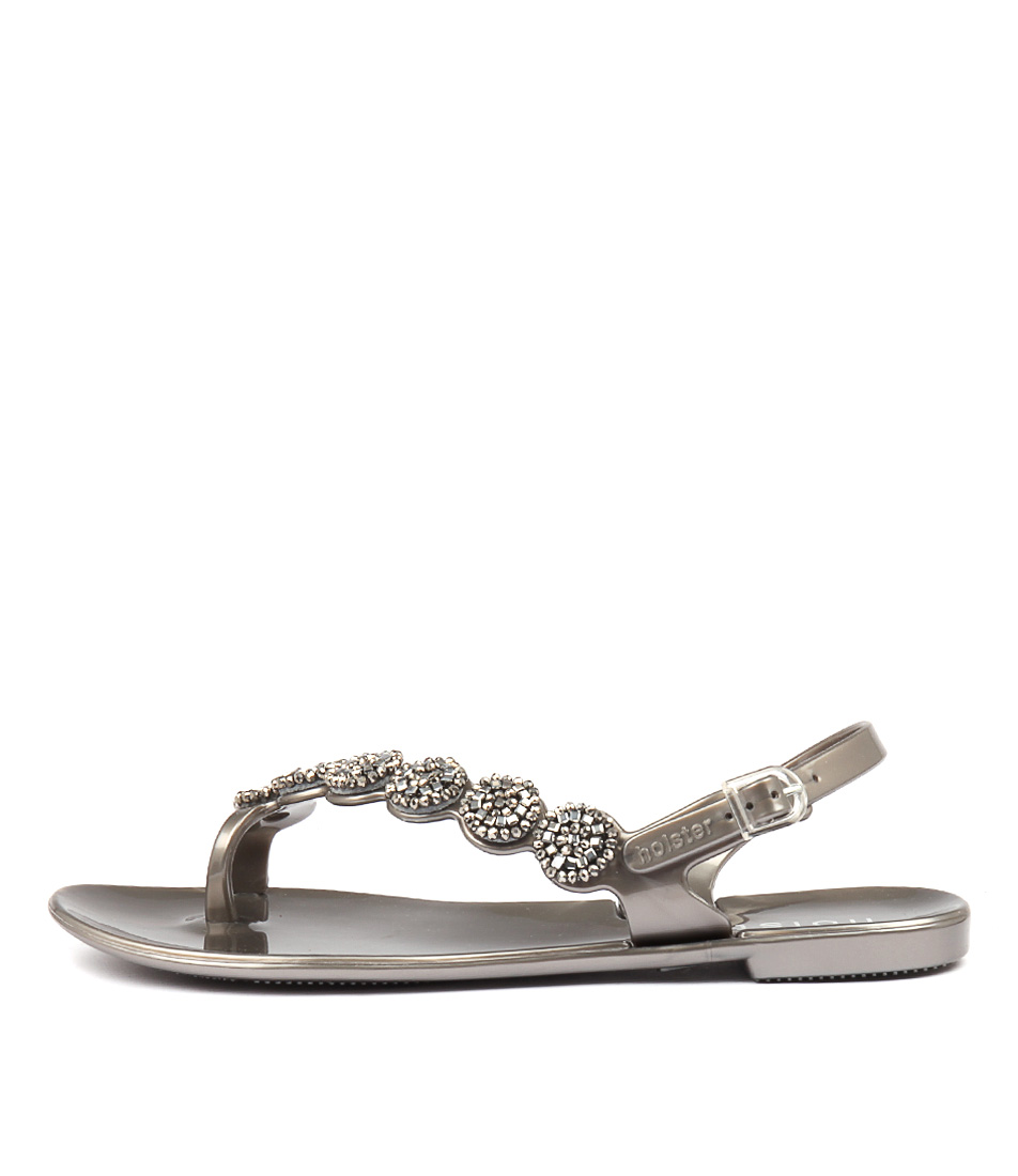 Holster Aria Pewter Sandals