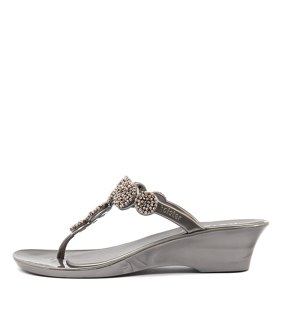 Holster Inspire Pewter Sandals
