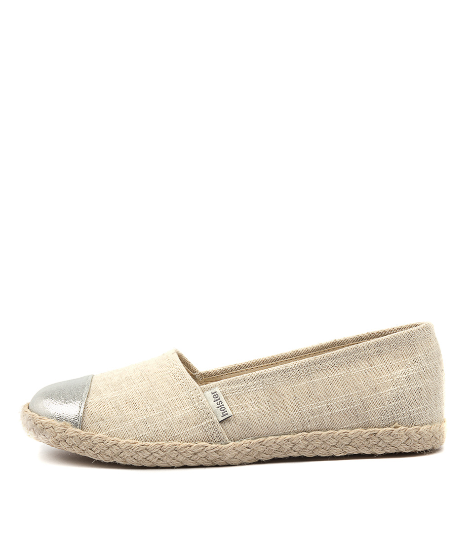 Holster Stellar Ho Natural Flat Shoes