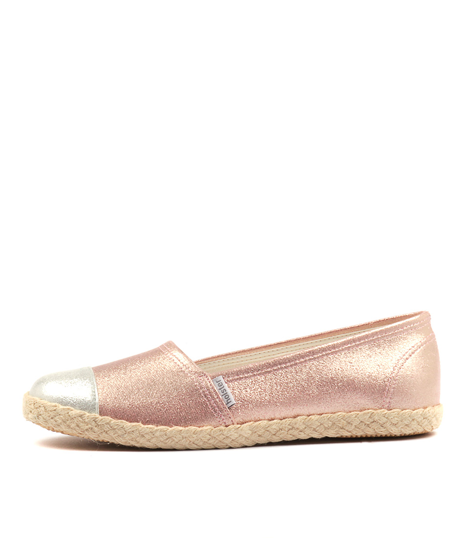 Holster Stellar Ho Rose Pink Flat Shoes