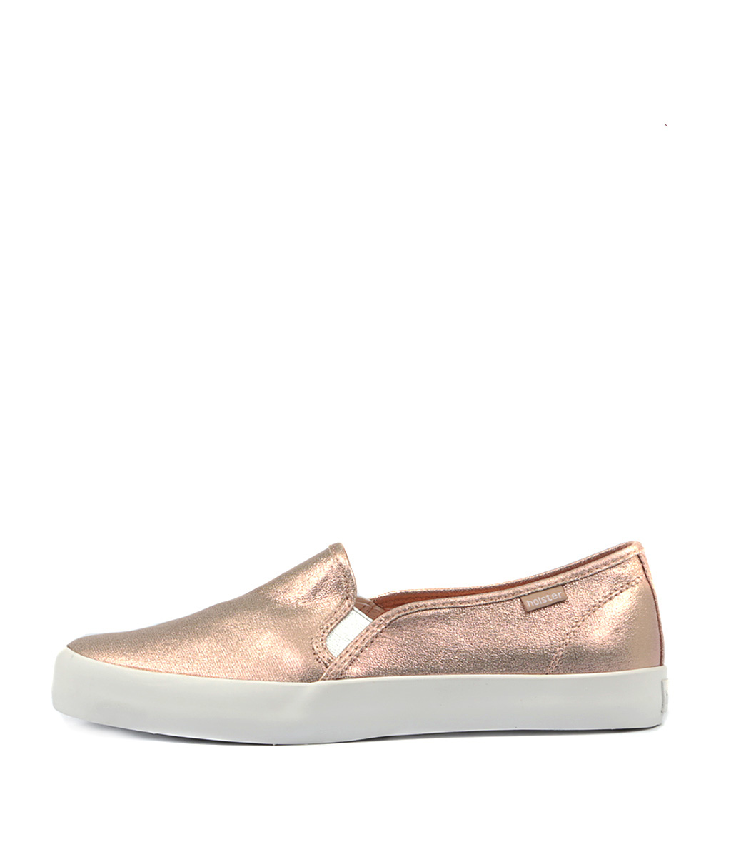 Holster Leo Ho Rose Gold Flats