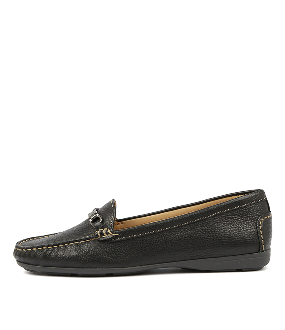 Buy Hush Puppies Renita Black Flats online with free shipping