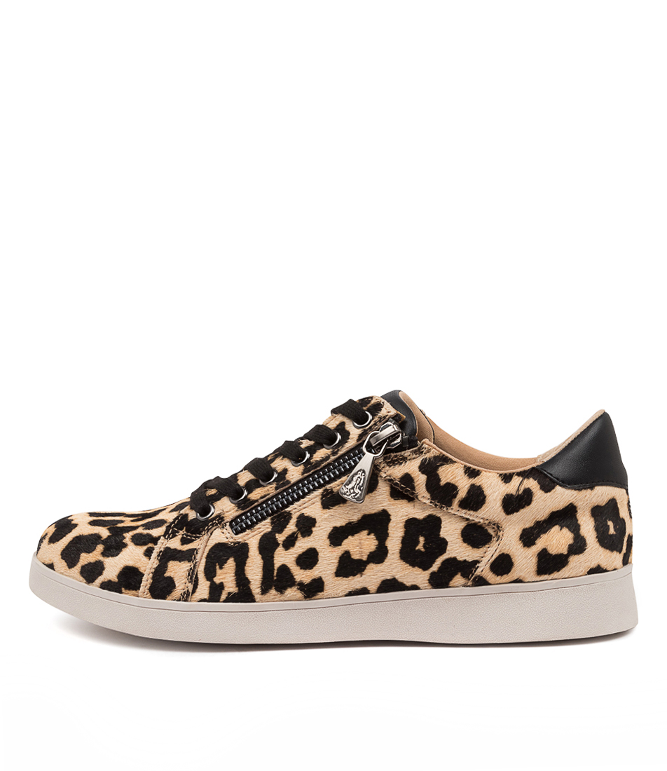 Buy Hush Puppies Mimosa Hp Leopard Sneakers online with free shipping