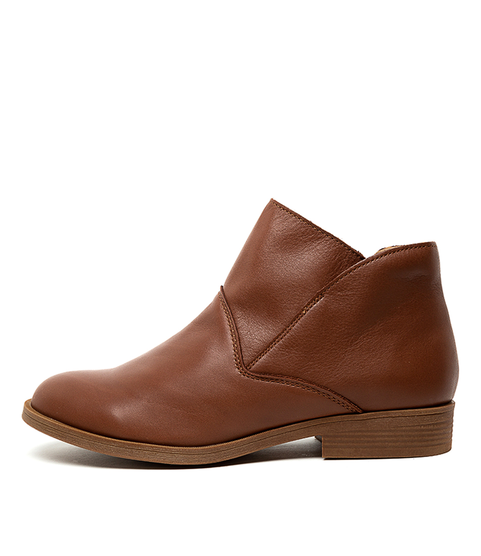 Buy Hush Puppies Colbert Acorn Ankle Boots online with free shipping