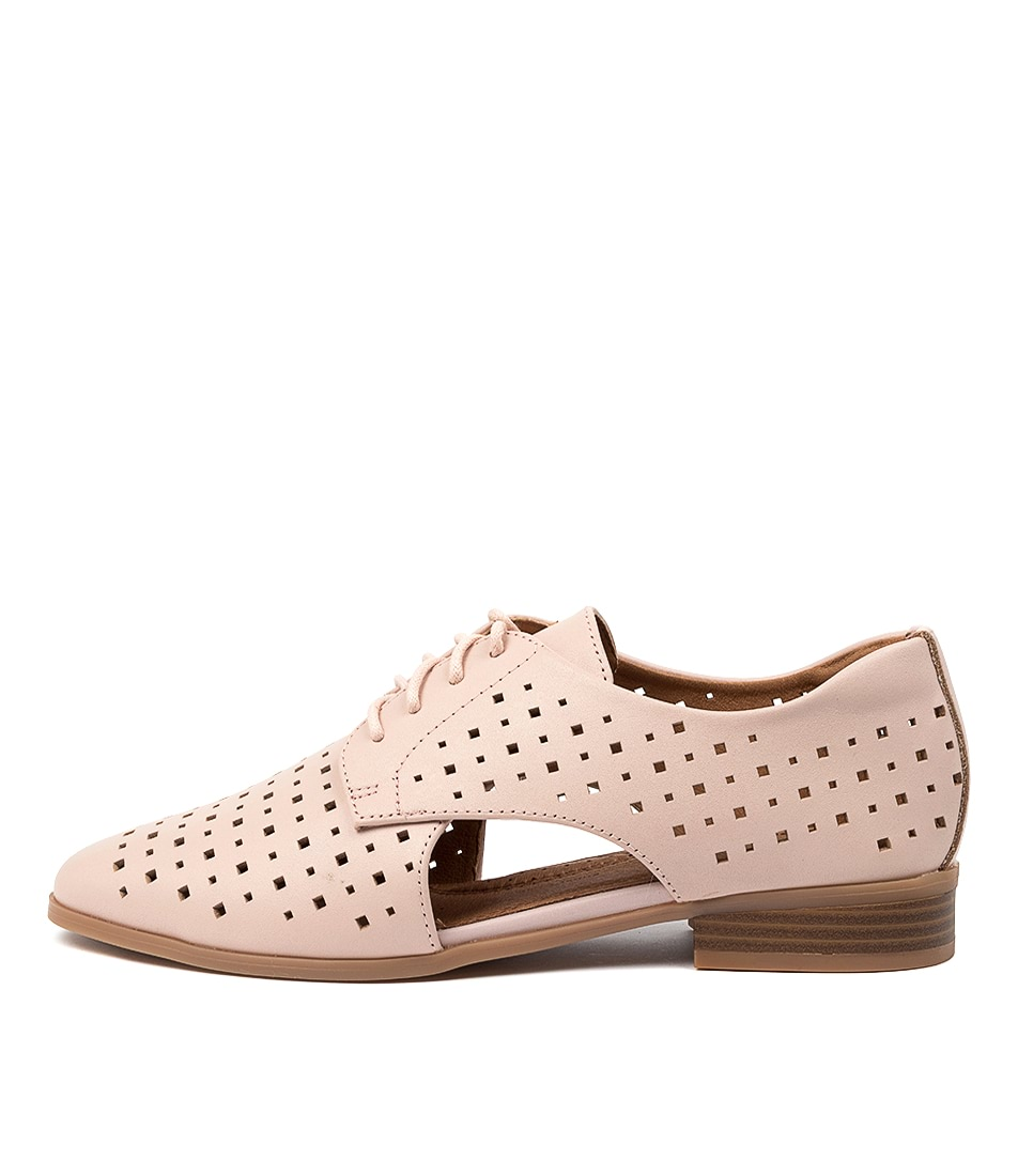 Buy Hush Puppies Fiji Hp Blush Flats online with free shipping