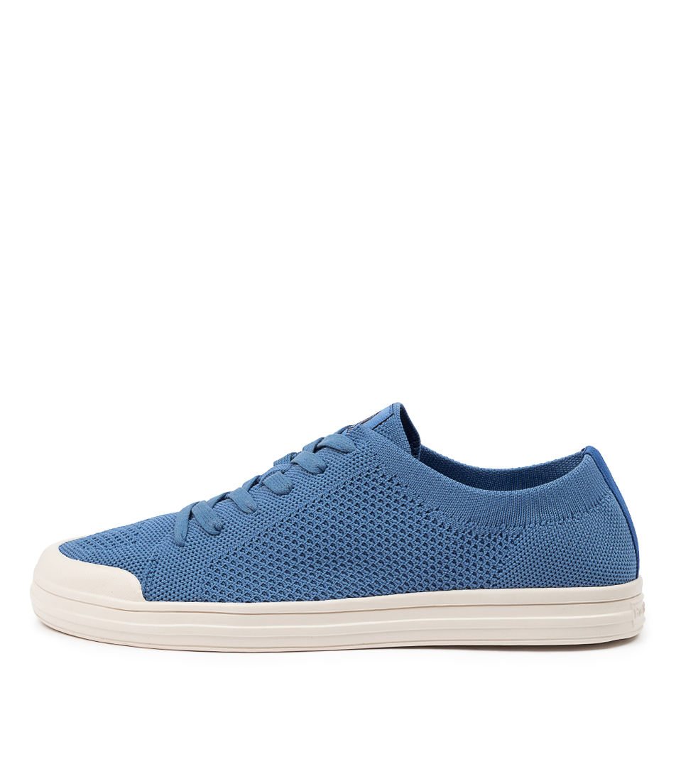 Buy Hush Puppies Corkie Hp Chambray Flats online with free shipping