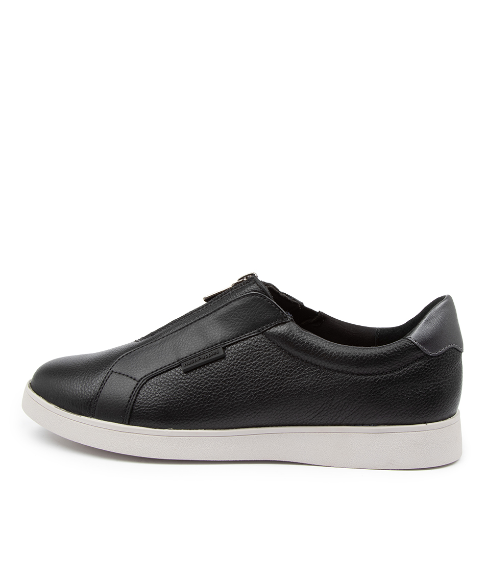 Buy Hush Puppies Montana Hp Black Sneakers online with free shipping