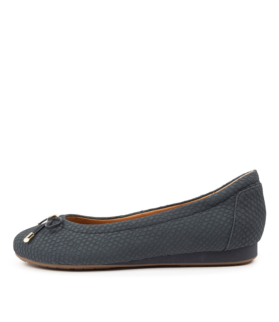 Buy Hush Puppies The Ballet Hp Midnight Flats online with free shipping