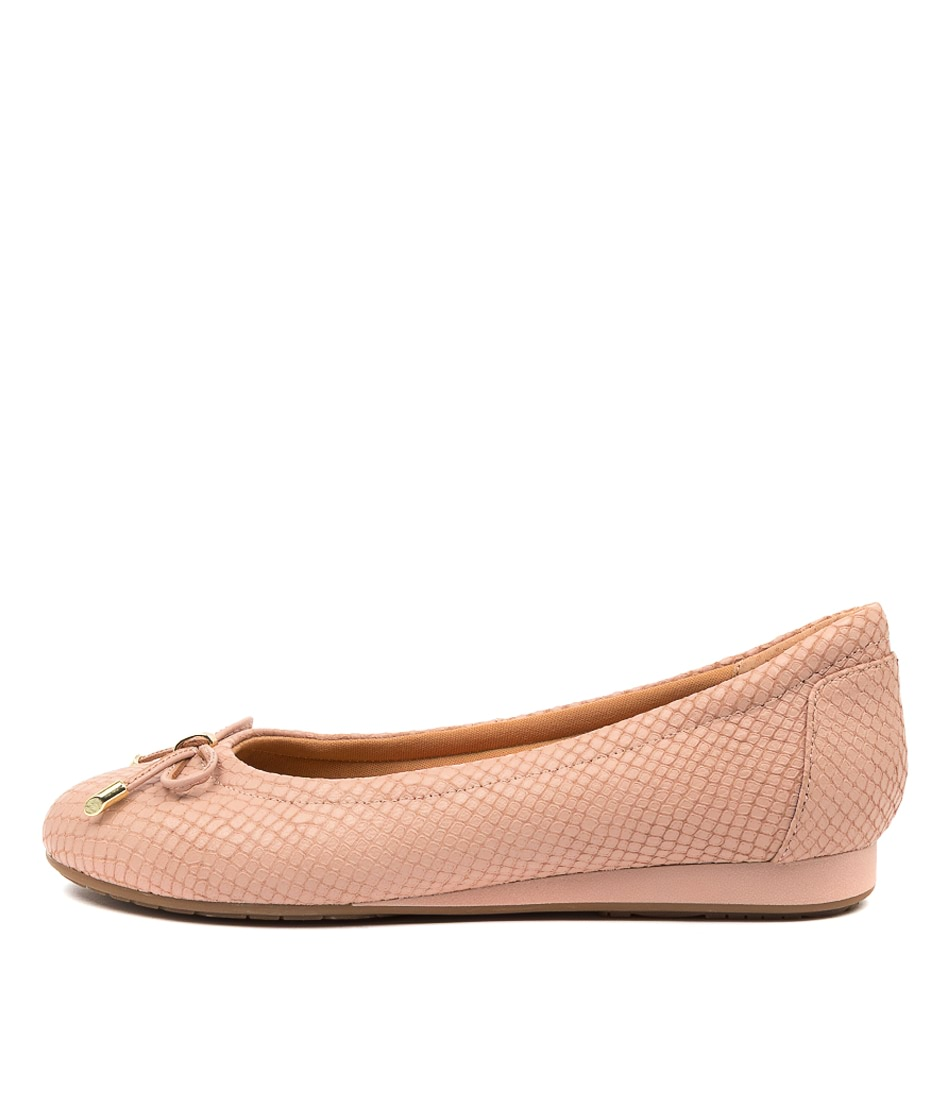 Buy Hush Puppies The Ballet Hp Blush Flats online with free shipping