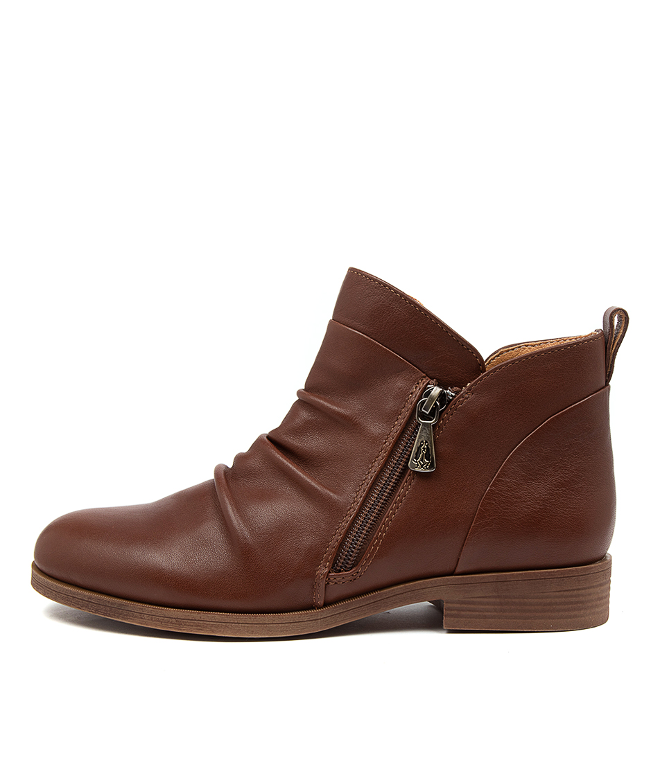 Buy Hush Puppies Chalet Hp Acorn Ankle Boots online with free shipping