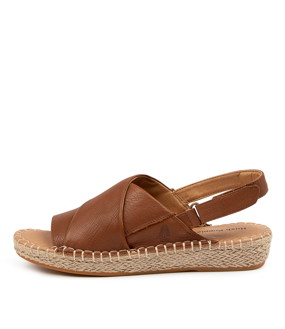 Buy Hush Puppies Birch Hp Tan Flat Sandals online with free shipping
