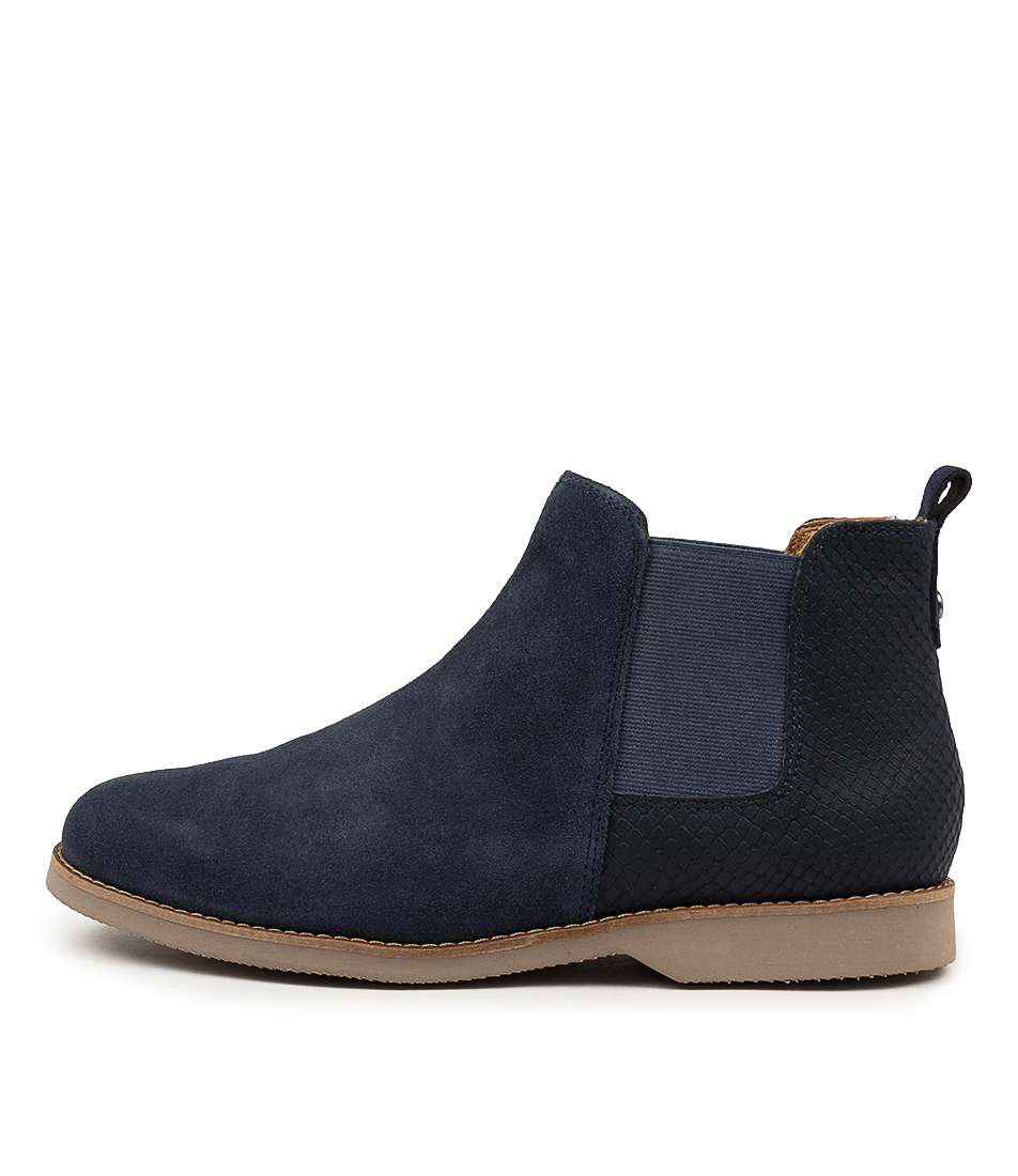 Buy Hush Puppies Darya Hp Midnight Ankle Boots online with free shipping