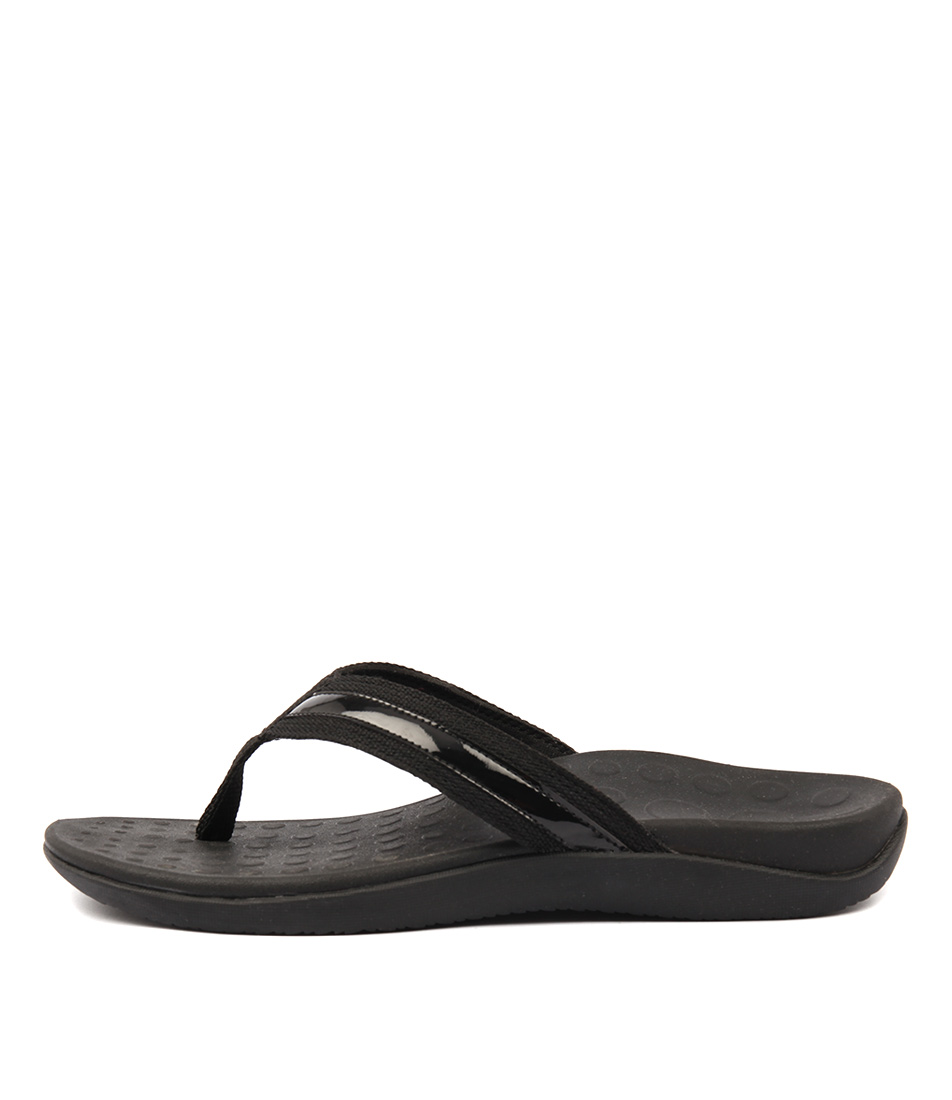 Scholl Tide Us Black Sandals