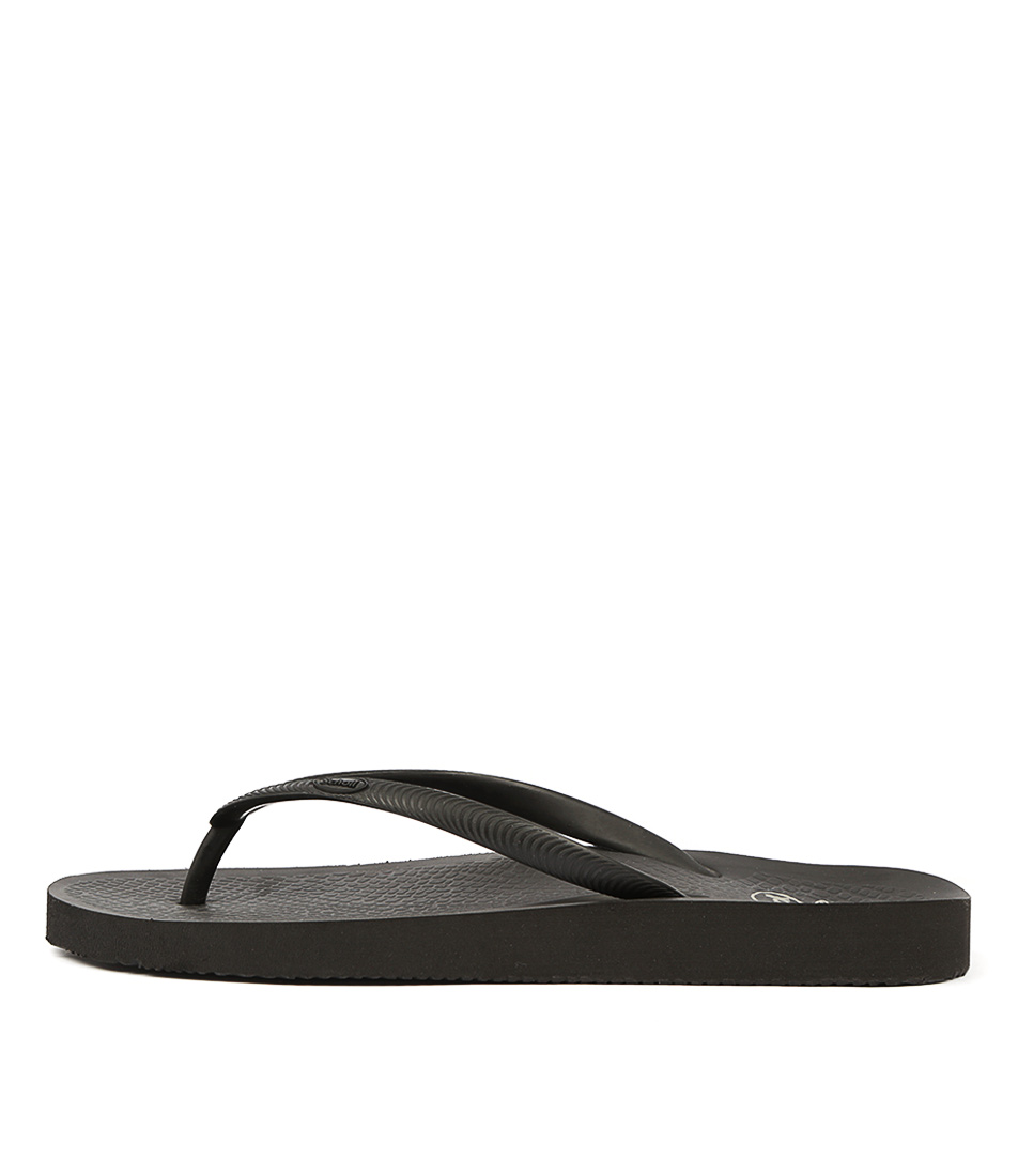 Buy Scholl Fiji Hs Black Sandals online with free shipping