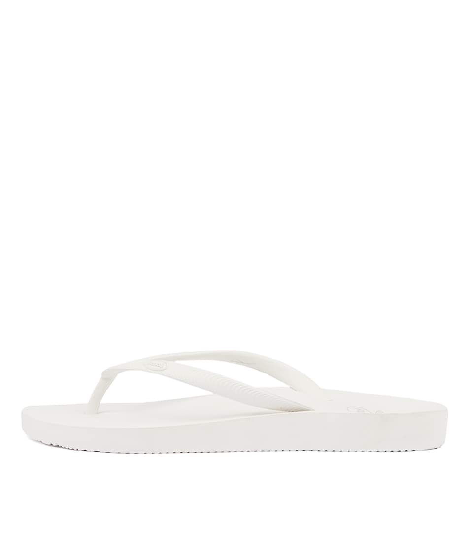 Buy Scholl Fiji Hs White Flat Sandals online with free shipping