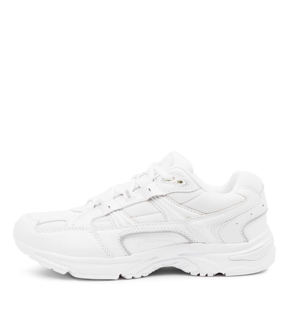 Buy Scholl X Trainer Hs White White Sneakers online with free shipping