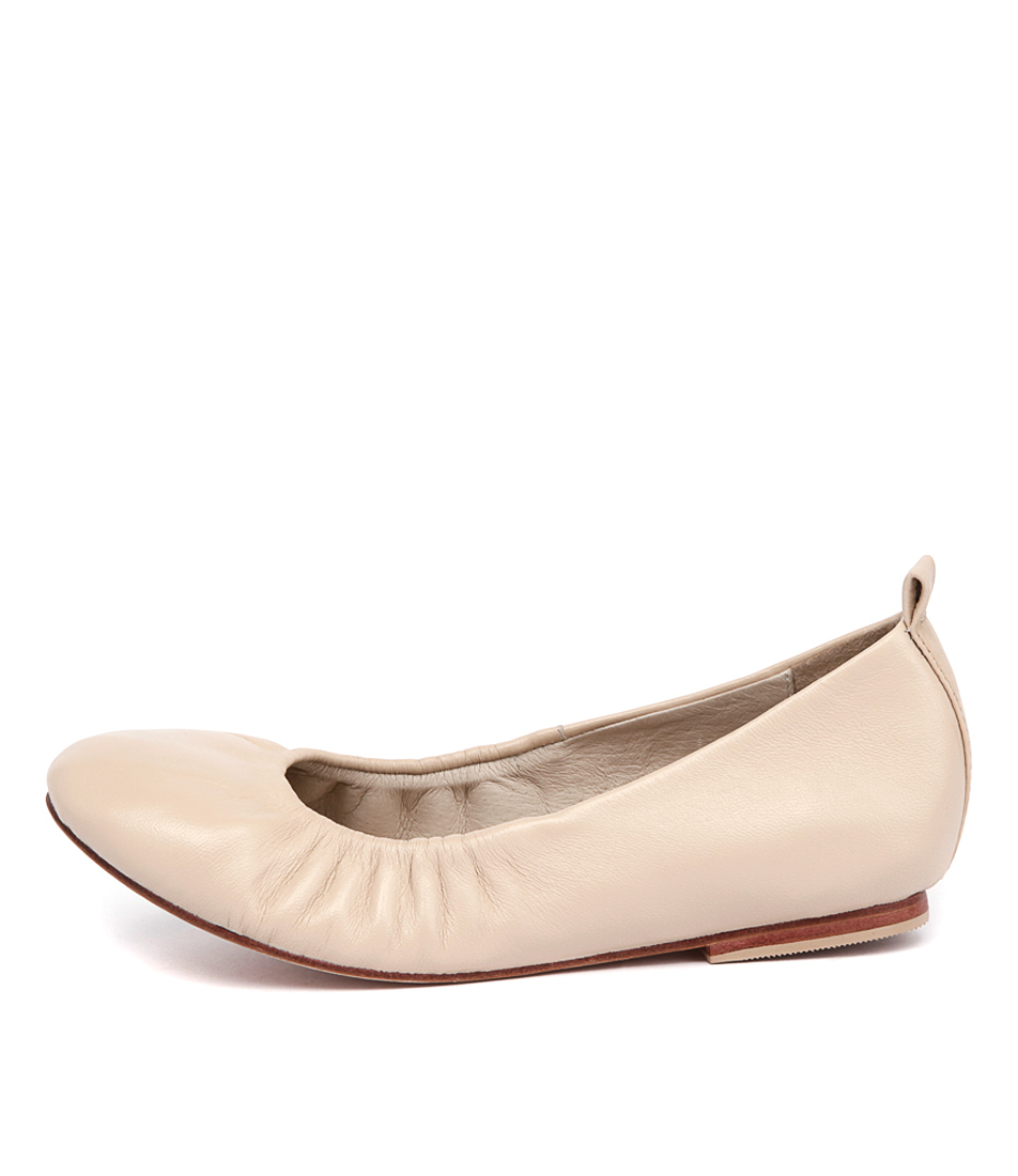 Human Premium Lavish Nude Casual Flat Shoes