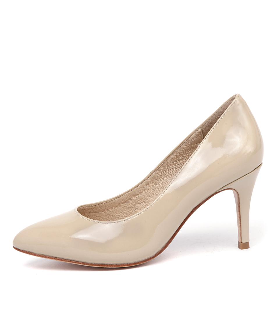 Human Premium Jean Hu Nude Shoes