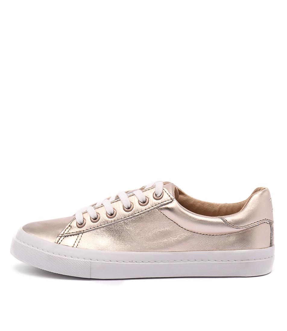 Human Premium Mishka Hu Rose Gold Sneakers