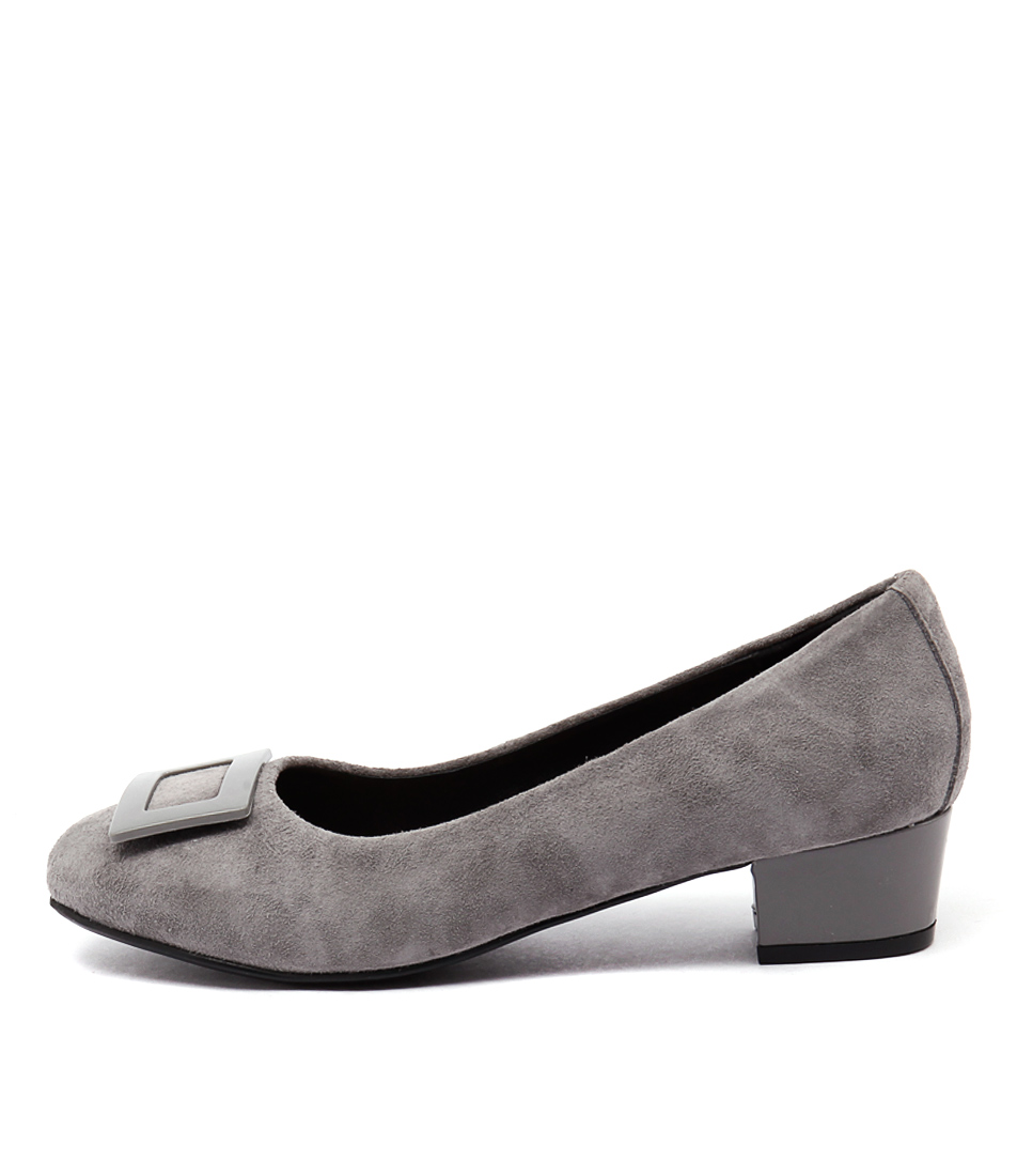 Hush Puppies Genna Hp Grey Shoes