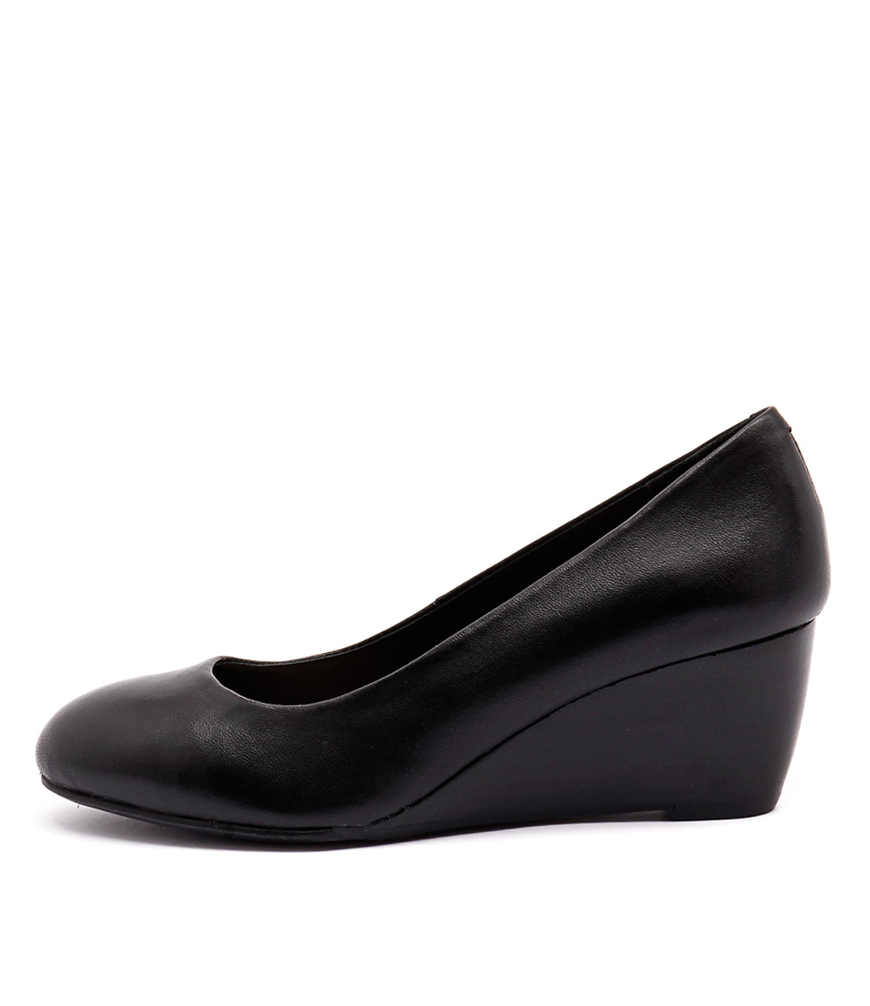Hush Puppies Brilliant Black Shoes