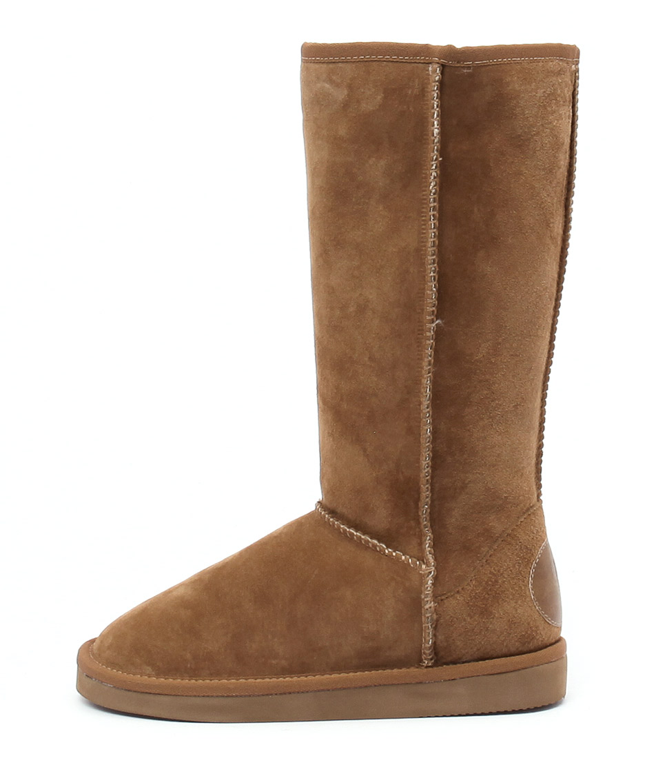 Hush Puppies Dusty Hp Lt Tan Boots