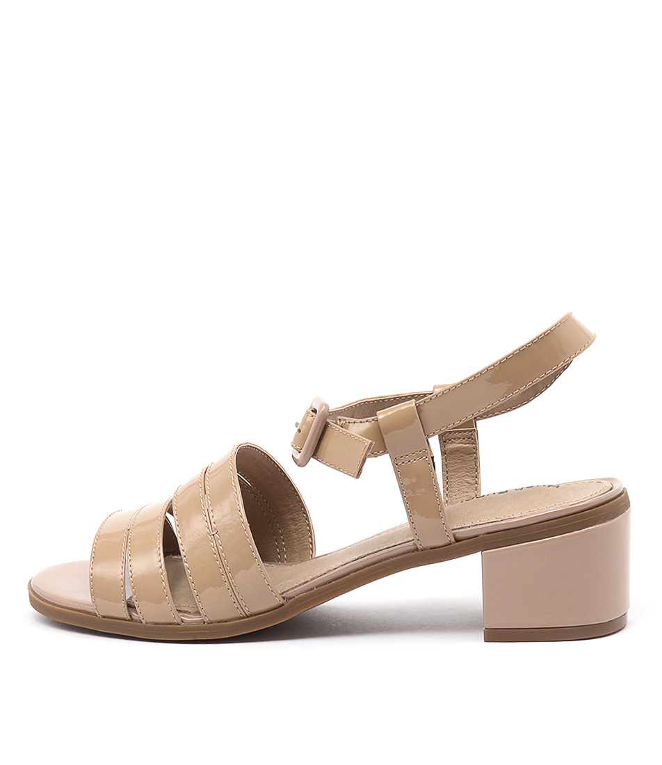 Hush Puppies Katniss Blush Sandals